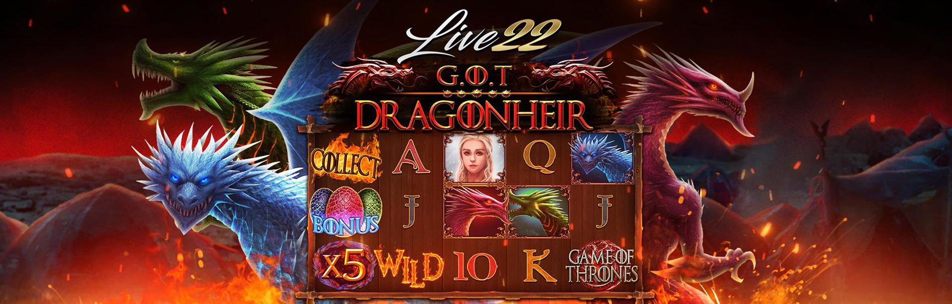 Live22 GOT Dragonheir